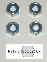 Pedal Box Fitting Nuts - MK1 ESCORT